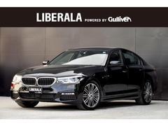 BMW523d Mスポーツ HUD ACC 電動リアゲート LED