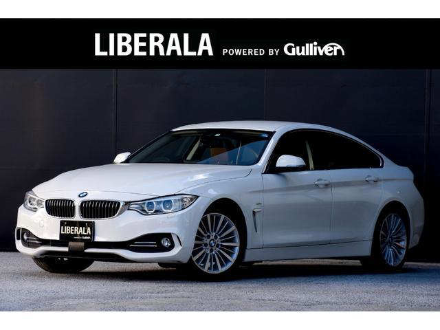 BMW 4シリーズ 420iグランクーペ ラグジュアリー 1オー...