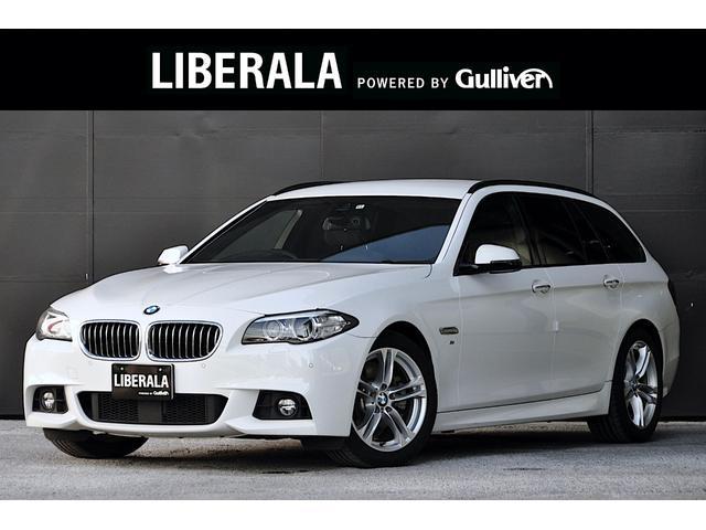 BMW 523dツーリング MスポーツACC インテリS電動Pゲート