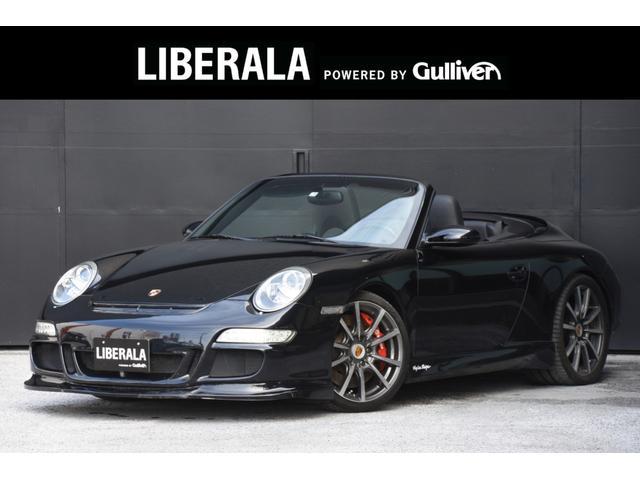 911カレラ カブリオレ GT3仕様 スポーツエキゾースト