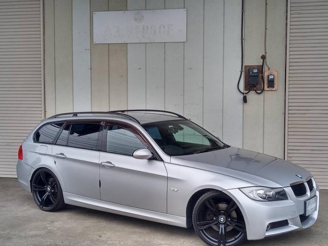 BMW 320iツーリング スマートキー CD ETC 電動シート