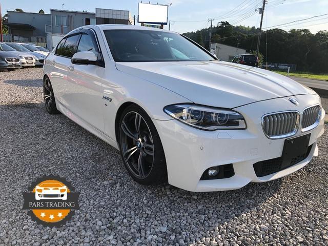 BMW 5シリーズ アクティブハイブリッド5 Mスポーツ