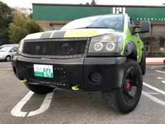 タイタンキングキャブSV 4WD ロックスター17AW