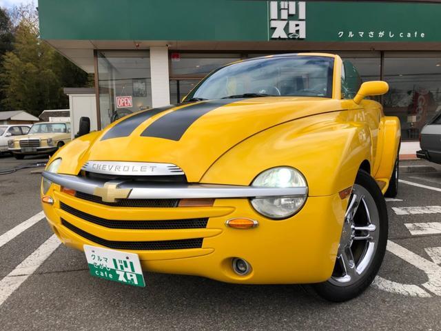 シボレーSSR(シボレー) ベースグレード 中古車画像