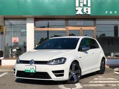 VW ゴルフRベースグレード 4motion 6速DSG turbo