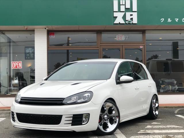 フォルクスワーゲン GTI ジオバンナカプリ18AW FRPボンネット