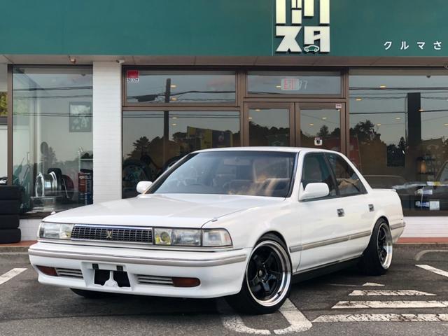 トヨタ GTツインターボ  豊和管ステンレスマフラー 1JZ