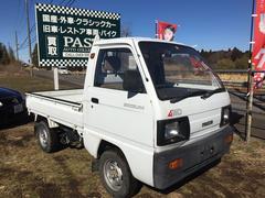 スクラムトラックTD 4WD ワンオーナー 5MT EL付
