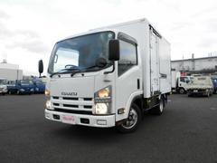 エルフトラック2t 2室式 冷蔵冷凍車 6MT