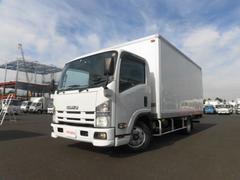 エルフトラック2t ワイドロング カラーパネルバン 6MT