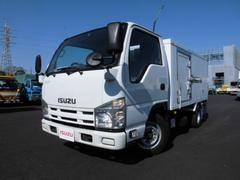 エルフトラック1.5t スムーサー フラットロー 冷蔵冷凍車