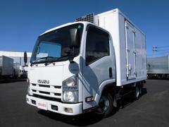 エルフトラック2t 10尺 5MT 中温 冷蔵冷凍車