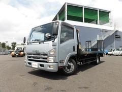 エルフトラック3t ワイド 超ロング 6MT 車載車