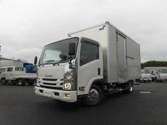 エルフトラック2t ワイドロング 6MT フルフラットロー ドライバン