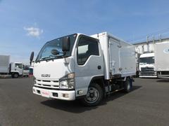 エルフトラック1.5t 5MT フルフラットロー 10尺 冷蔵冷凍車