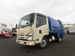 エルフトラック2t 6MT 4.2立米 プレス式 塵芥車