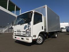 エルフトラック2t ワイドロング 6MT 高床 ドライバン