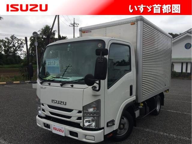 いすゞ 高床・ドライバン・2t・パブコ・ラッシング2段・ETC・ナビ