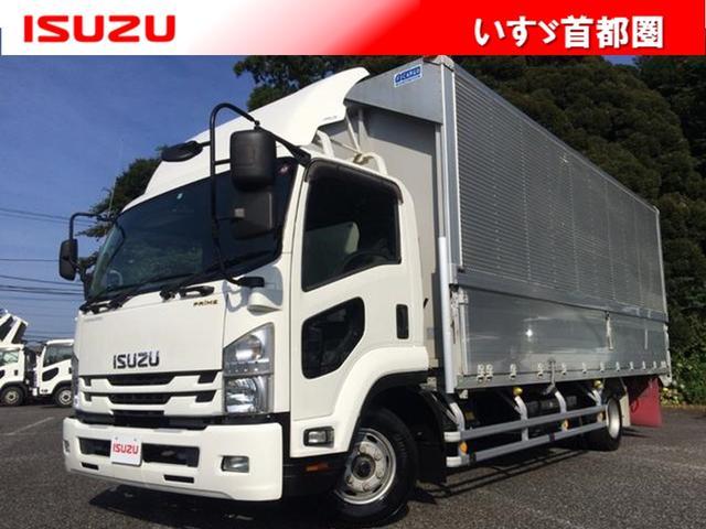 いすゞ フォワード ウイング・積載3.100kg・日本フルハーフ・ラッシング2段