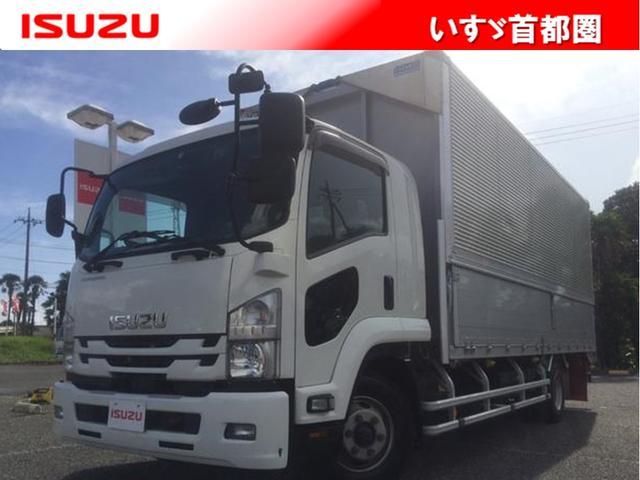 いすゞ フォワード ウイング 積載3.100kg・日本フルハーフ製・ラッシング2段・運転支援システム・ETC・バックカメラ・距離243.000km・6MT