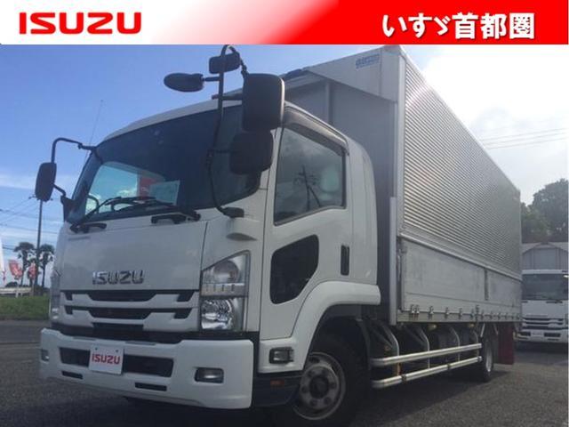 いすゞ フォワード ウイング 積載3.1000kg・日本フルハーフ製・ラッシング2段・バックカメラ・距離135.000km・6MT