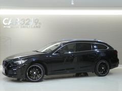 アテンザワゴンXD Lパッケージ ワンオーナー 黒革 19AW SDナビ