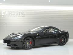 フェラーリ カリフォルニアベースグレード 本革 HDDナビ バックカメラ 電動オープン
