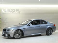 BMWM3クーペ 6MT カーボンリップ カーボンルーフ CFA