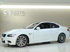BMW M3クーペ MドライブPKG 6MT 黒革 19AW HDD