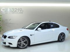 BMWM3クーペ 黒革 車高調 カーボンルーフ ラムエアー HDD