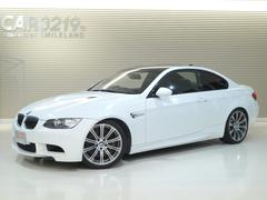 BMWM3クーペ・ローダウン・マフラー・黒革・HDDナビ