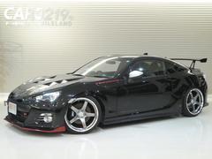 BRZtS GTパッケージ250台限定車・アドバン19インチAW