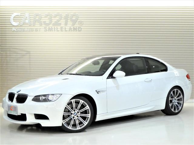 BMW M3クーペ 左H HDD地デジナビ カーボンルーフ ETC