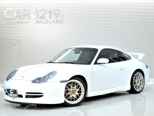 ポルシェ 911カレラ GTエディション 国内20台限定車GT3エアロ