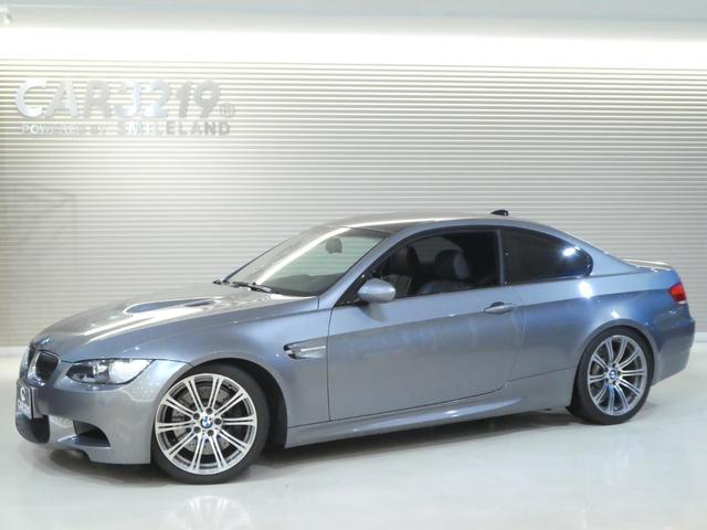 BMW M3クーペ 6速 黒革 カーボンルーフ ローダウン