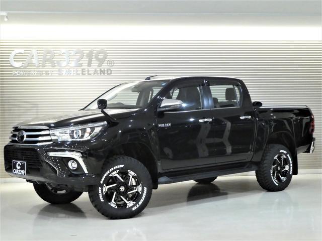 トヨタ Z 4WD 新品リフトアップ新品17インチアルミ