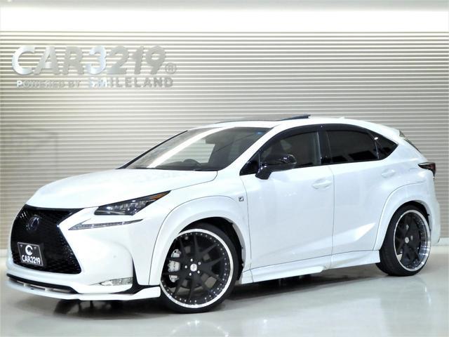 レクサス NX NX300h Fスポーツ 4WD エイムゲイン ...