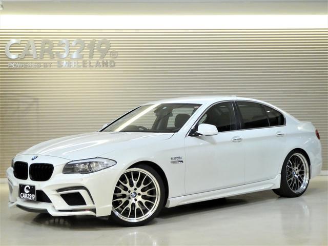 BMW 535iエナジーモータースポーツコンプリート黒革21AWLD