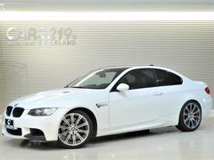 BMWM3クーペ黒革Mドライブカーボンルーフ記録簿