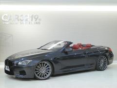 BMW M6カブリオレ KW車高調  赤革 VOSSEN21インチ