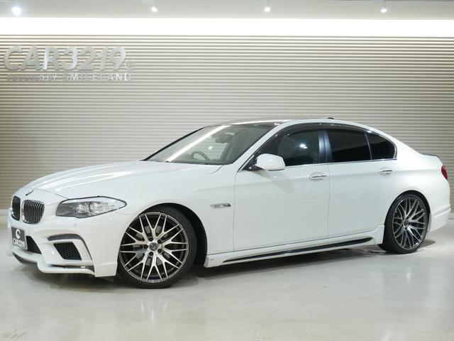 BMW 5シリーズ 528iエナジーコンプリート・20インチ・HDDナビ