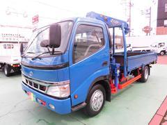 ダイナトラック4.900 ディーゼル ワイド ロング 2t 4段クレーン