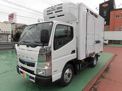 キャンター全低床 3.0 DE−TB 冷凍冷蔵車 2t