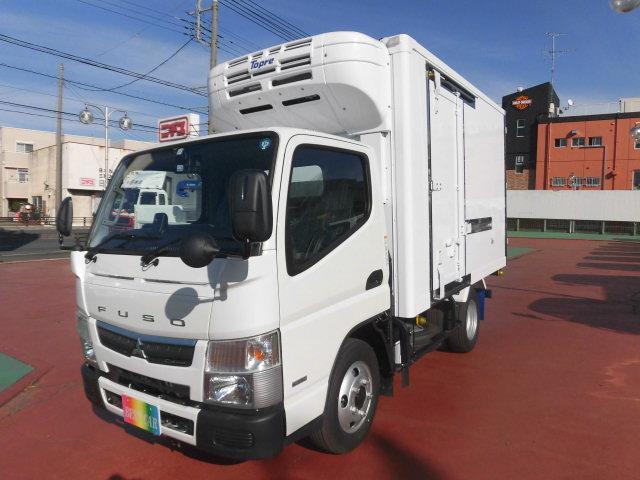 三菱ふそう 全低床 3.0 DE-TB 冷凍車 2t積載 LDWS
