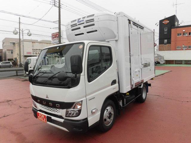 三菱ふそう キャンター  3.0DE-TB 冷蔵冷凍車 東プレ製-30℃ EZGO付 2t積載