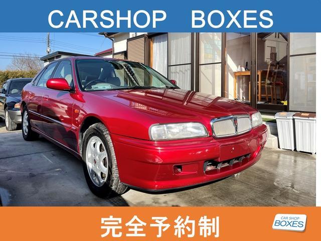 600(ローバー) 620SLi 本革シート 中古車画像