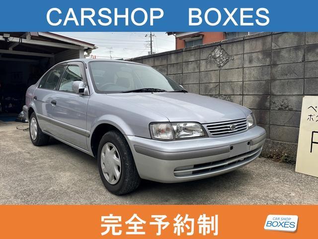 トヨタ VIT-X サルーンパッケージ 1.5