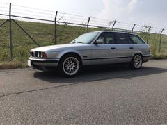 BMW525iツーリング ETC FORGIATOアルミ USDM