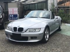 BMW Z3ロードスター2.2i AW オーディオ付 2名乗り オープンカー