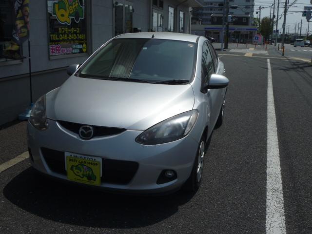 マツダ 15C ETC CD付 1.9Km